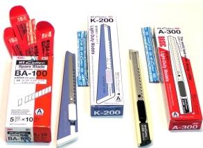 剪刀/ 界刀及刀片/ 界板墊/ 切紙刀