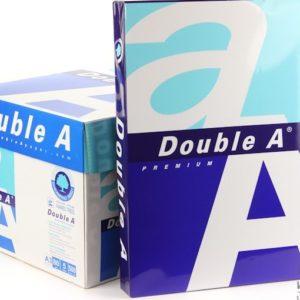 Double A (A3) 80g 影印紙 (5包 箱) 泰國生產