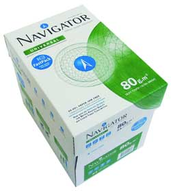 Navigator Universal FSC 80g A4 Paper $140