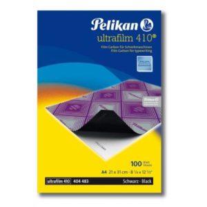 PELIKAN Ultrafilm 410 (打字機用)過底紙 - 黑色