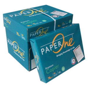 Paper One (A4) 70g 影印紙 (1 箱) $120