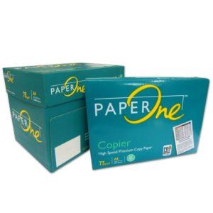 Paper One (A4) 75g 影印紙 Copy Paper (1 箱) $125