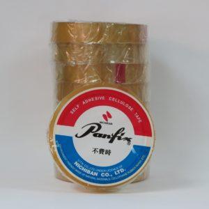 不費時 PANFIX 袋裝透明膠紙 (50碼)