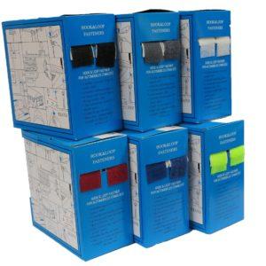 1寸背膠魔術貼 (多色可供選擇) 2米盒裝