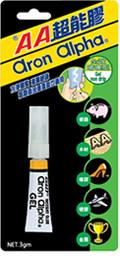 AA 全效啫喱型 超能膠