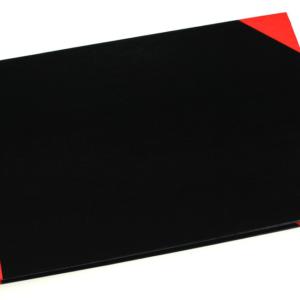 ENROLA EN1120A F4 (8 x 13) 紅黑面硬皮簿-200頁