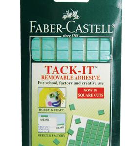 Faber-Castell 泥膠貼