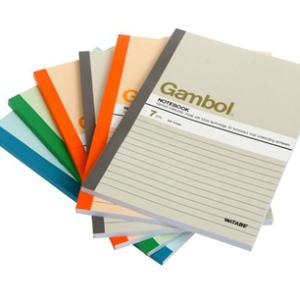 Gambol G5807 A5 單行簿 (80頁)