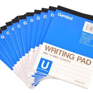 Gambol WCN-A6-708 單行拍紙本 (70頁)