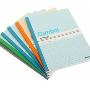 Gambol WCN-G6007 B5 單行簿 (100頁)