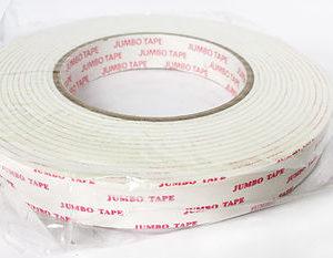 JUMBO TAPE 海棉雙面膠紙