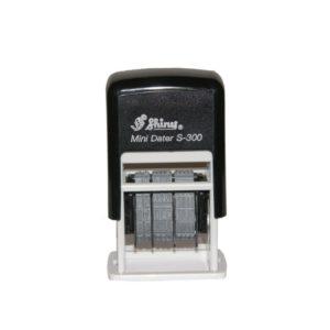 Shiny S-300 Mini Dater Stamp