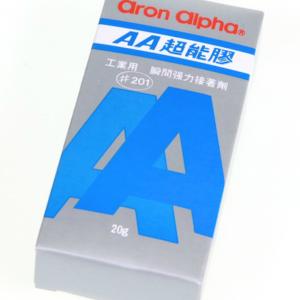 aron alpha AA 201 超能膠水 (20g)