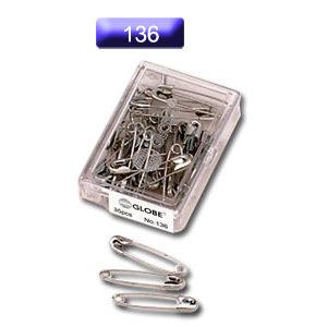 GLOBE NO.136 扣針 (35個)