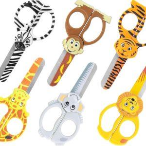 Westcott 兒童安全動物剪刀