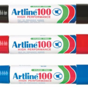 Artline #EK-100 HIGH PERFORMACE箱頭筆