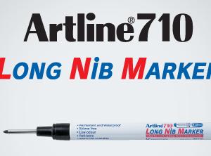 Artline #EK-710 LONG NiB MARKER 箱頭筆