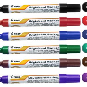 PILOT Wytebord Marker (Aluminm barrel)
