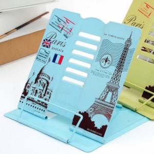 巴黎 閱讀架