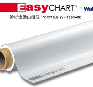 EasyCHART 神奇流動白板貼