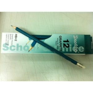 Hernidex #588 HB School & Office Pencils (鉛筆)