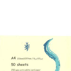 250Gsm A4 白咭紙