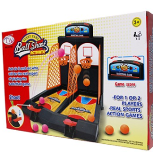 Funny Toy Game Ball Shoot Activate Basket Ball Game