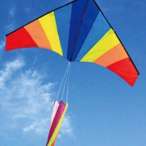2.5 米彩虹大三角風箏