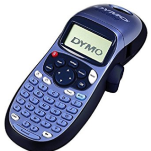 DYMO LetraTag LT-100H Label Maker ABC Keyboard 手動標籤機