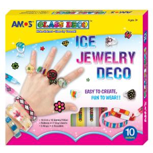 AMOS 韓國 ICE JEWELRY DECO – 10色