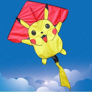 比卡超風箏